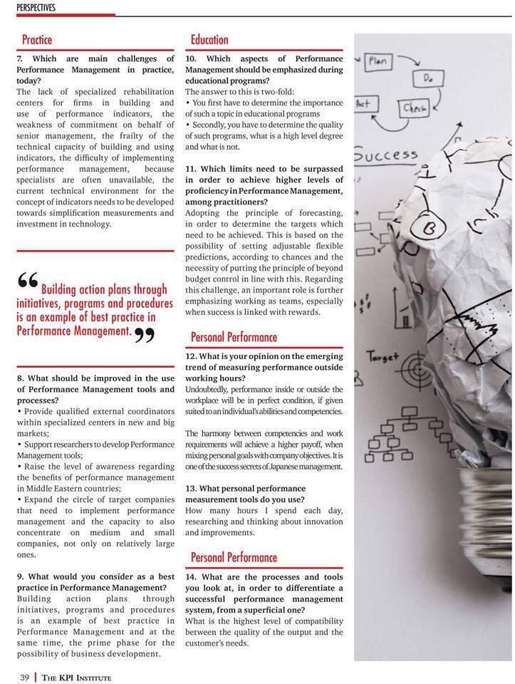 performance management 2015